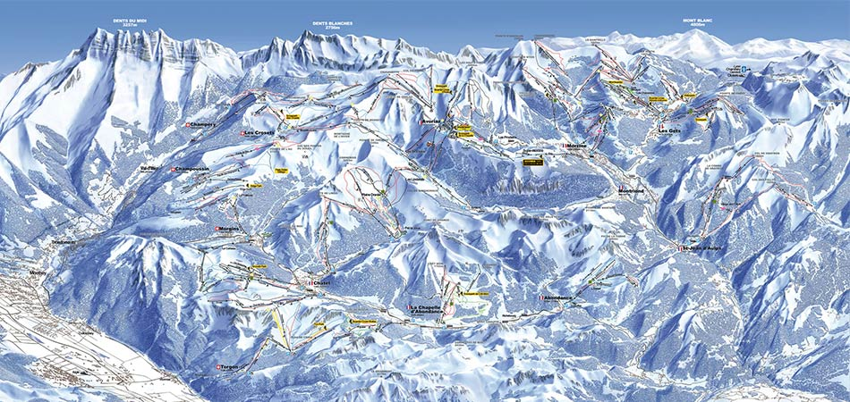Click to view the Portes Du Soleil Winter lift map (PDF)