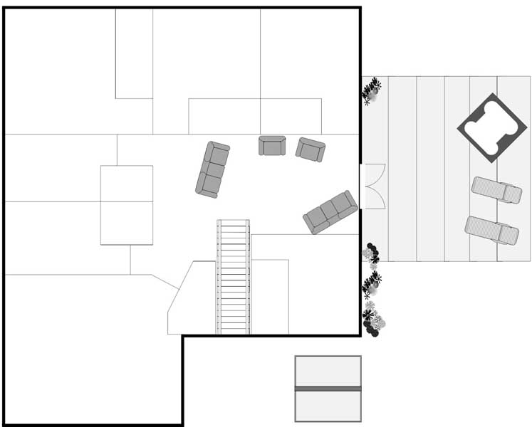 Chambertin first floor