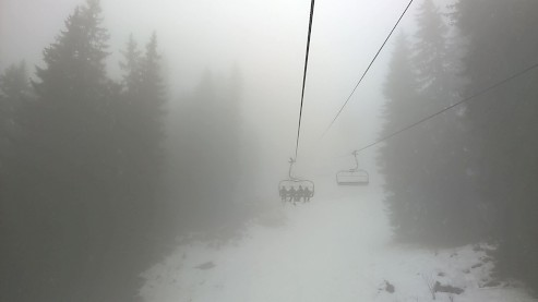 Everyday Is A Snowday Challenge - Morzine