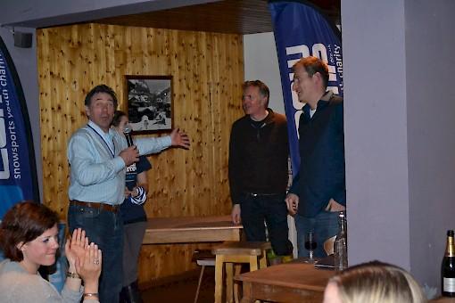 Snow-Camp at L'Aubergade Hotel | Alpine Challenge 2015