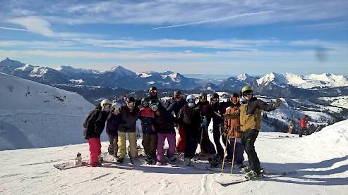 Team Mountain Mavericks - Jobs in Alps