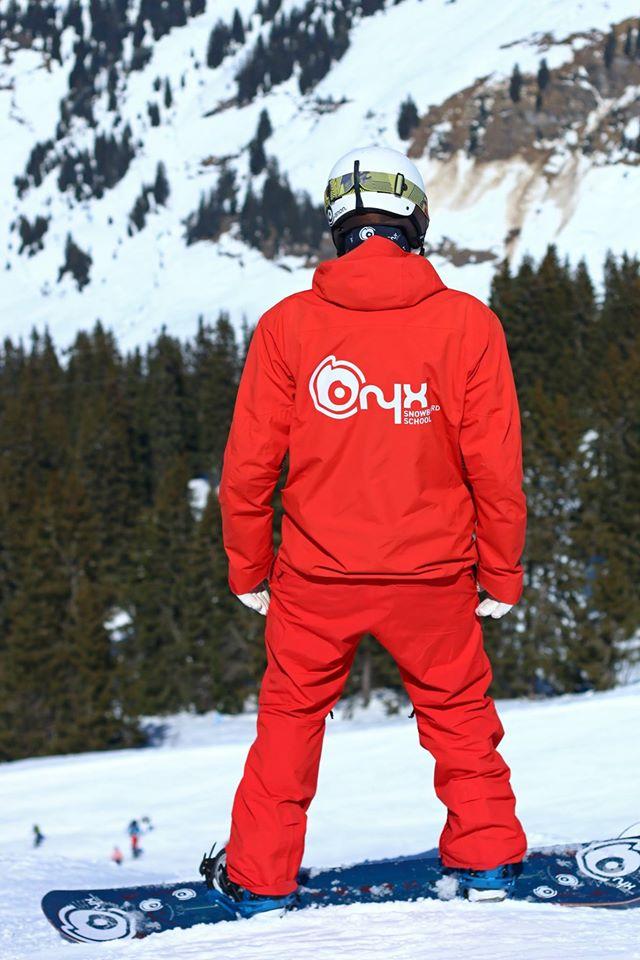 Onyx Snowboarding Instructor