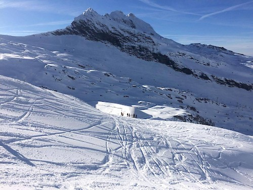 amazing mountains of the portes du soleil