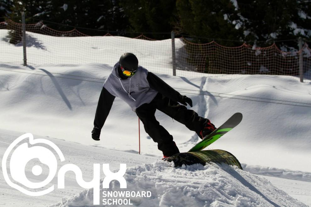 Hone your style at the Mountain Mavericks and Onyx Snowboard School Camp, Morzine, Avoriaz