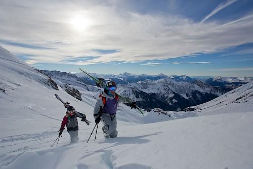 ski planks