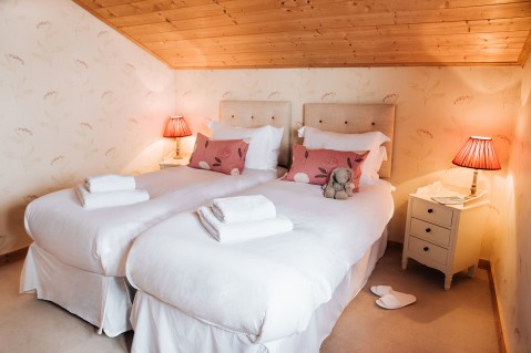 Comfy beds Morzine   Luxury ski chalet
