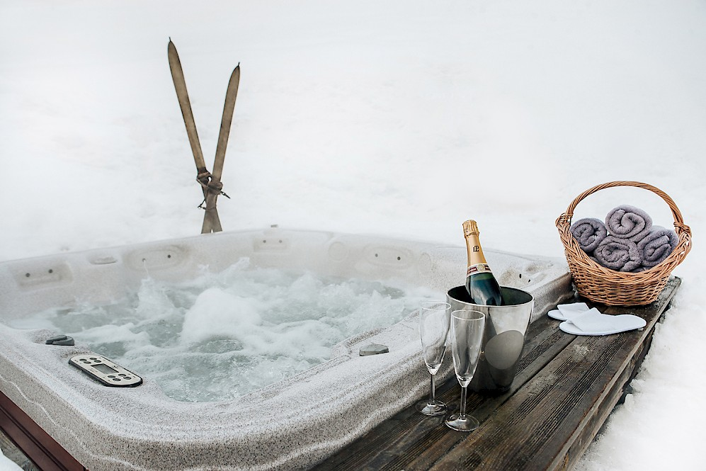 Chalet with Hot-Tub Morzine | Chalet Chambertin