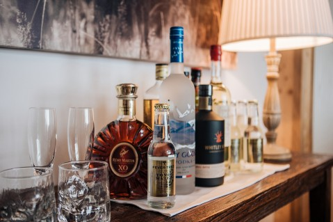Best cocktail Morzine | Luxury ski chalet | Morzine