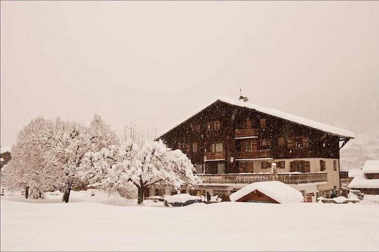 l'aubergade alpine hotel