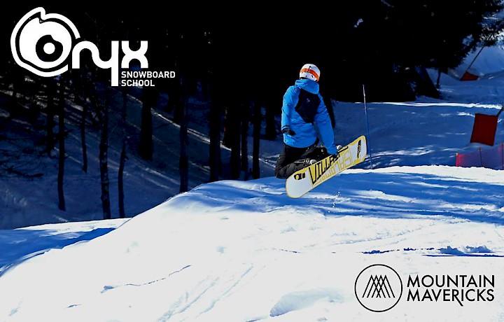 Morzine Snowboard Camp - Mountain Mavericks