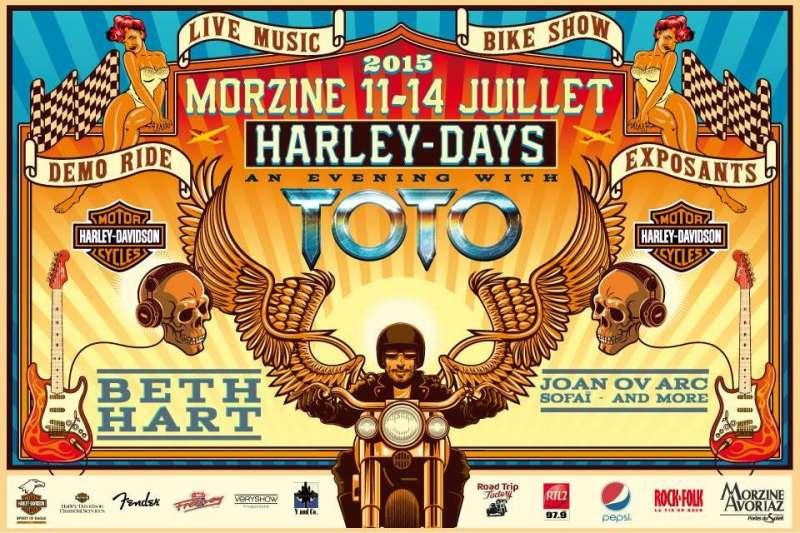 Harley Days Morzine - Mountain Mavericks