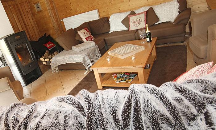 Chalet L'Ateilier Morzine - France Family Holiday Ski Trip