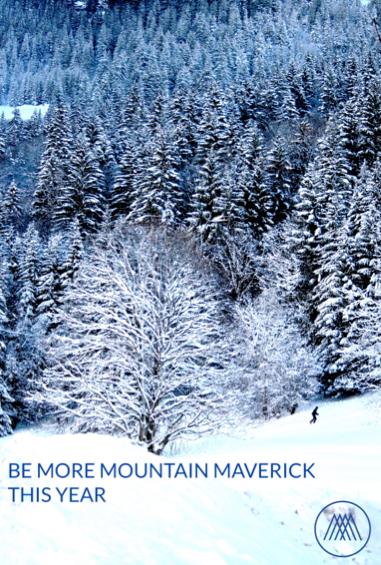 Be More Mountain Maverick in 2015 and take up ski touring or splitboarding in Morzine