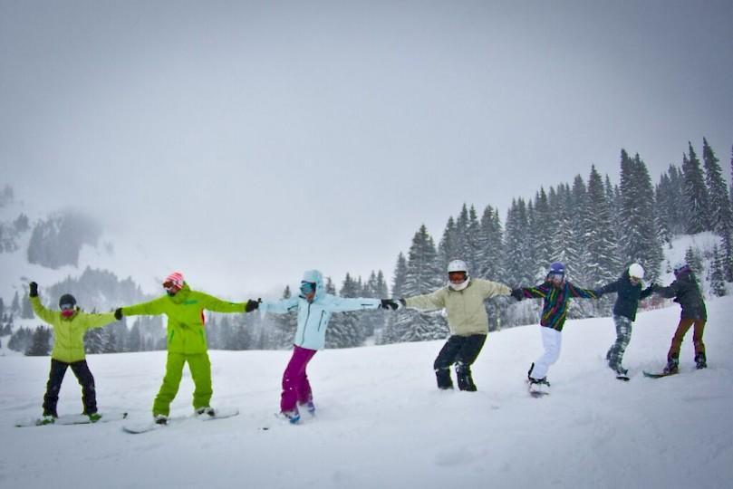 Single Ski Chalets Morzine - Mountain Mavericks