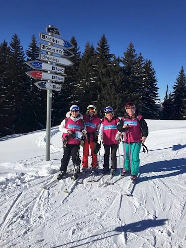 team snowkaz