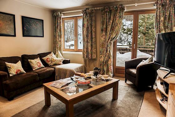 Chalet Chambertin Lounge