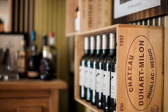 Chambertin Wine