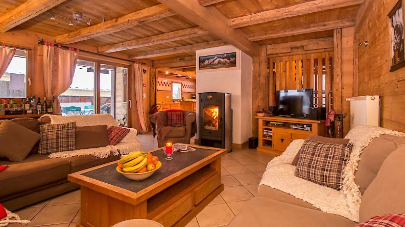 Morzine ski chalet holiday for family, Mountain Mavericks