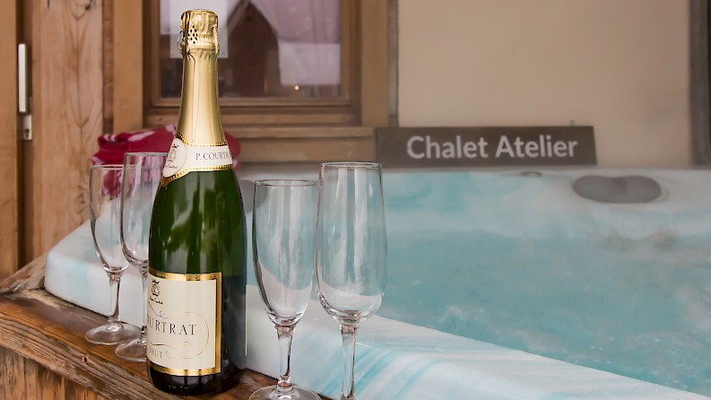 Chalet with Hot-Tub - Morzine - Champagne