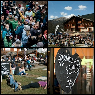 Charity Event in Morzine