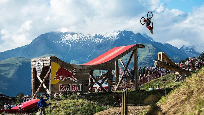 Les Gets Crankworx - June 2016 Mountain Mavericks