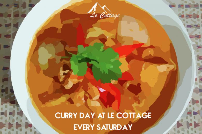 Curry restaurant Morzine
