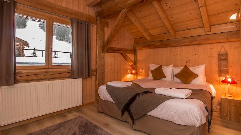 Double Bedroom in Morzine, France | Mountain Mavericks