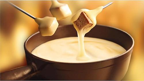 fondue morzine