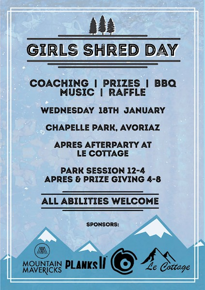 girls shred