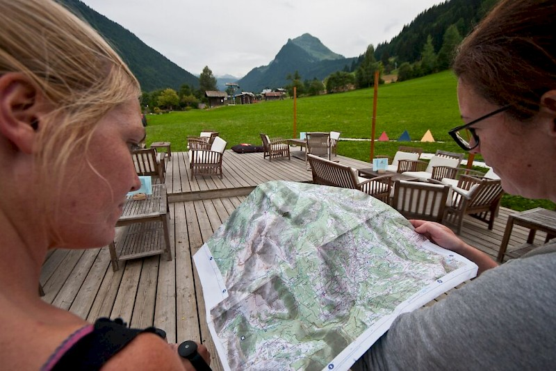 Hiking Routes in Morzine