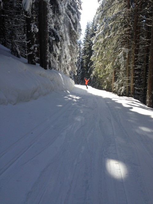 The best powder Morzine has to offer with Mountain Mavericks
