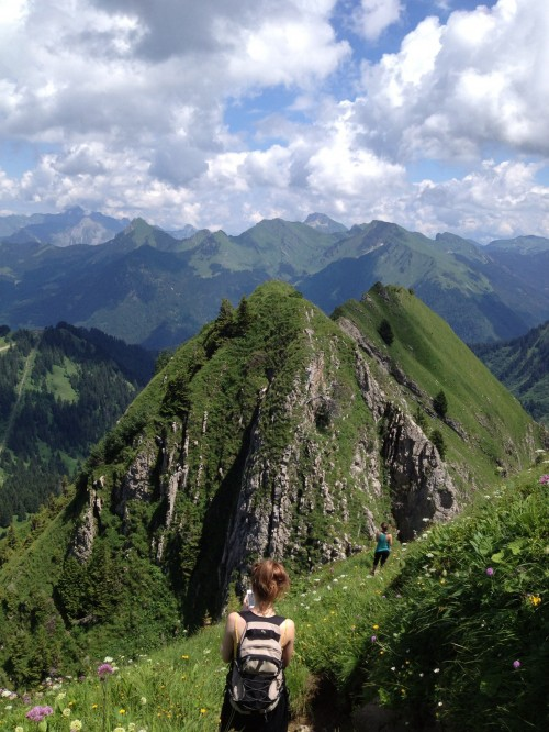Hiking in Morzine - The Guide and Routes