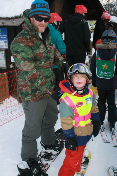 Mountain Mavericks Morzine Kids Ski