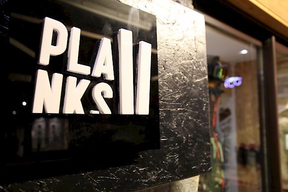 planks store morzine