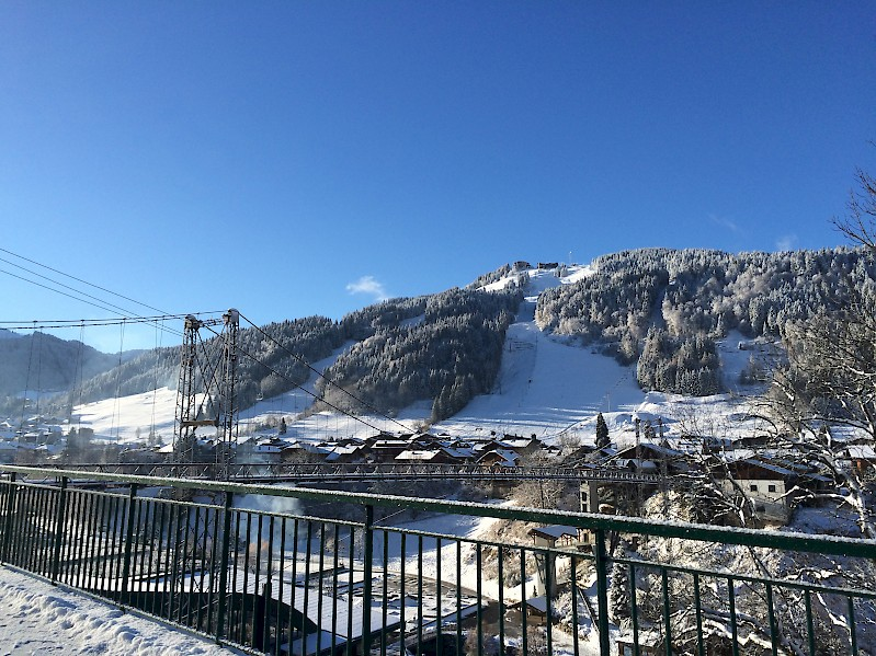 Morzine in snow photo | Mountain Mavericks