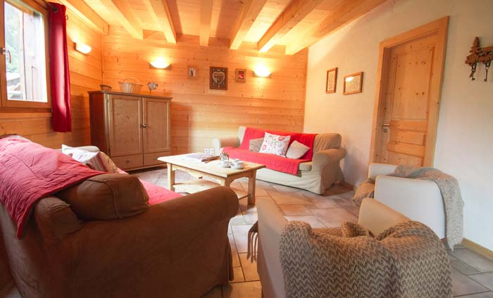 Chalet in Morzine at Christmas | Mountain Mavericks