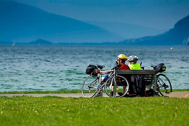 lake geneva cycling tour road cycling holidays in Morzine