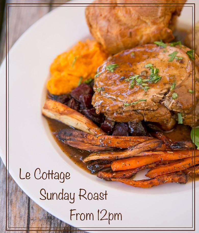 Sunday Roasts in Morzine