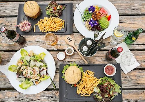food summer morzine