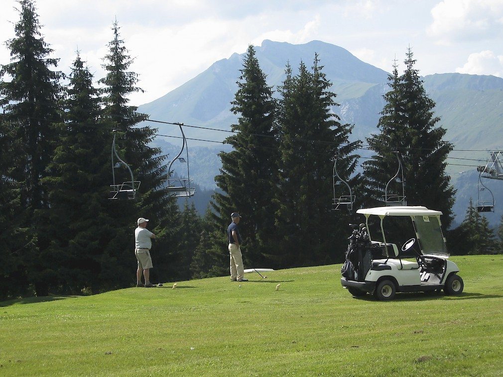 Golf holiday in France | Mountain Mavericks Golf