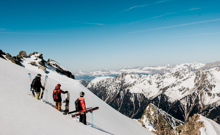 Ski and Snowboard in Morzine with Mountain Mavericks