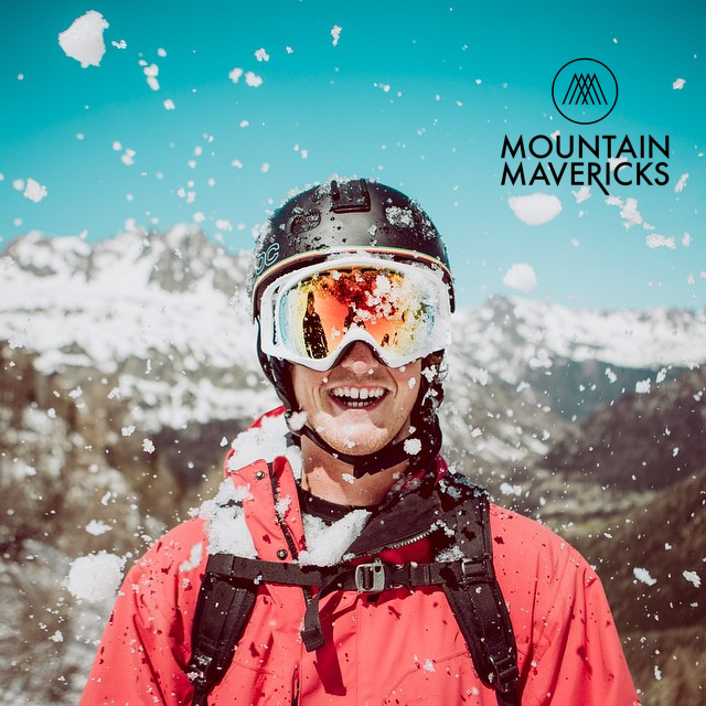 Mountain Mavericks Chalets Smile Photo w/Logo