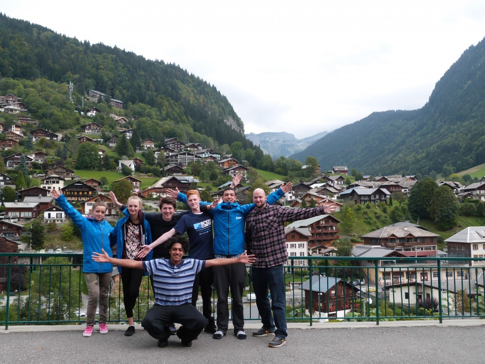 Snow Camp in Morzine this Summer