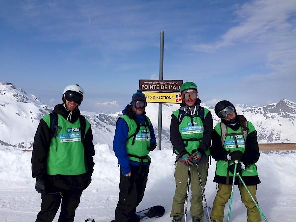 Snow-Camp Alpine Challenge - Mountain Mavericks Chalets