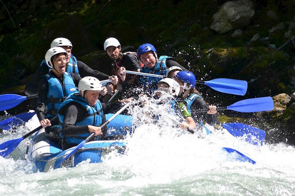 Rafting Holidays Alps | Morzine | Mountain Mavericks