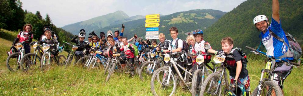 Morzine Mountain Biking France
