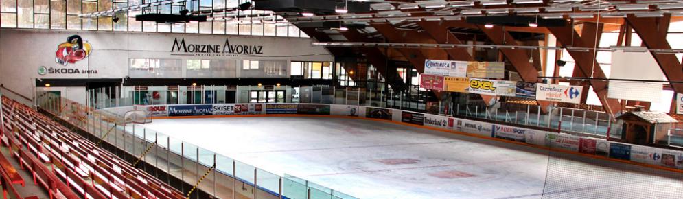 Ice Skating in Morzine