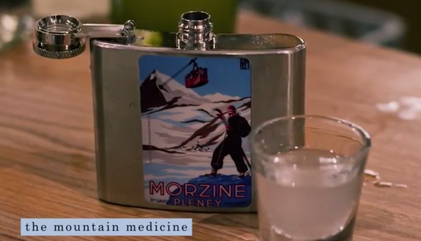 The best cocktail in Morzine | The Mountain Medicine