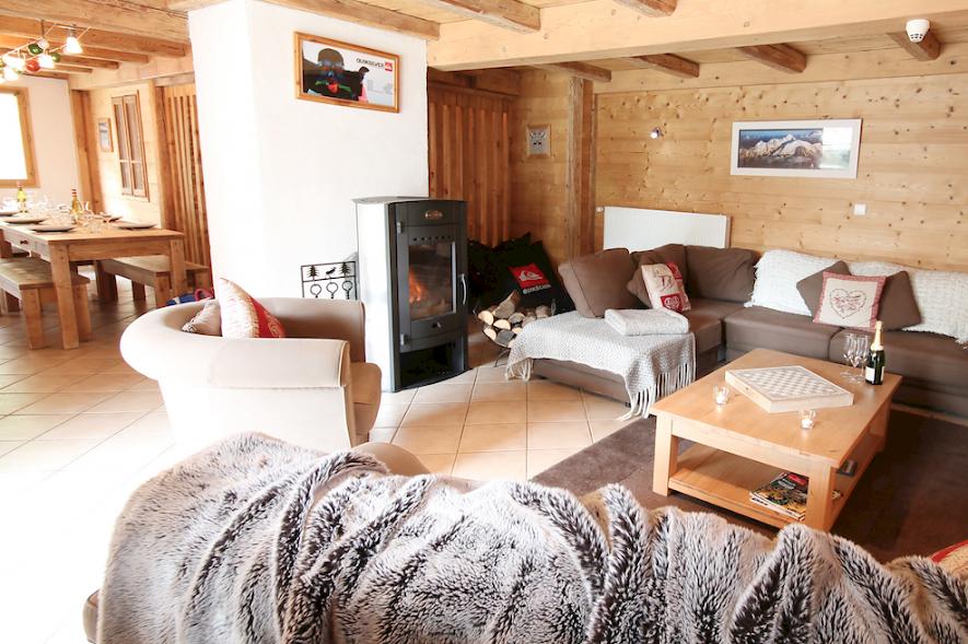 Chalet Atelier Mountain Mavericks Chalets Lounge Area 1