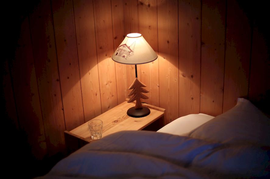 Morzine Ski Chalet Bedroom Ski Holiday France